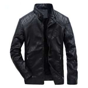 Motorcycle Vintage Leather Jacket