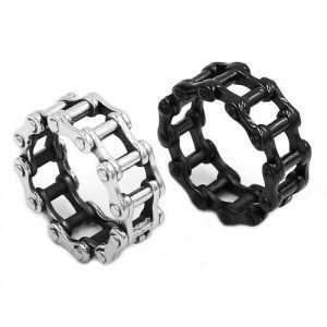 Biker Chain Ring