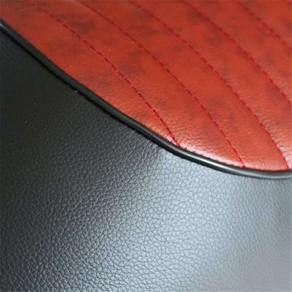 Leather Cafe Racer Seat