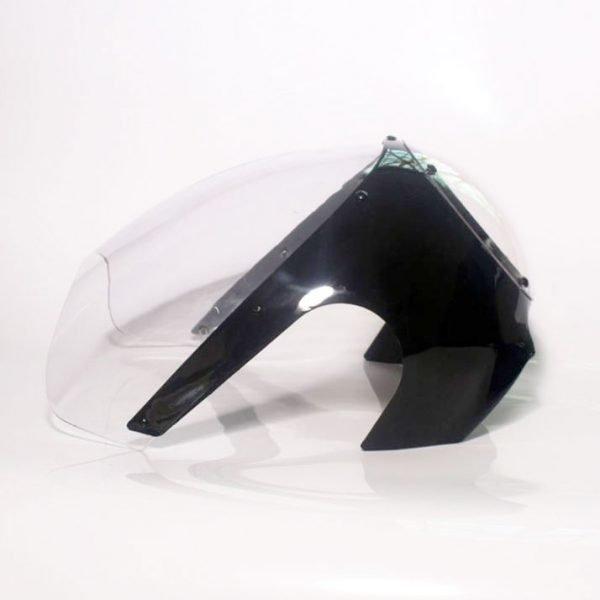 Cafe Racer Front Fairing (Black)