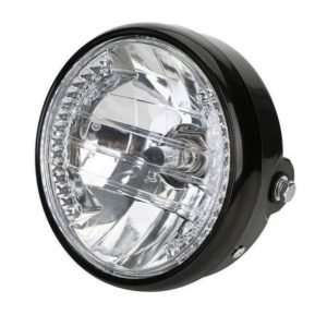 "Cafe Racer Headlights 7"" (18cm)"