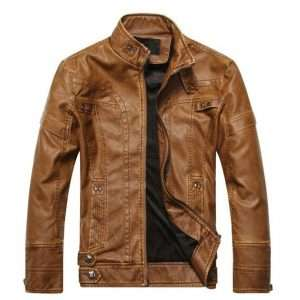 CAUSUAL MOTORCYCLE JACKET